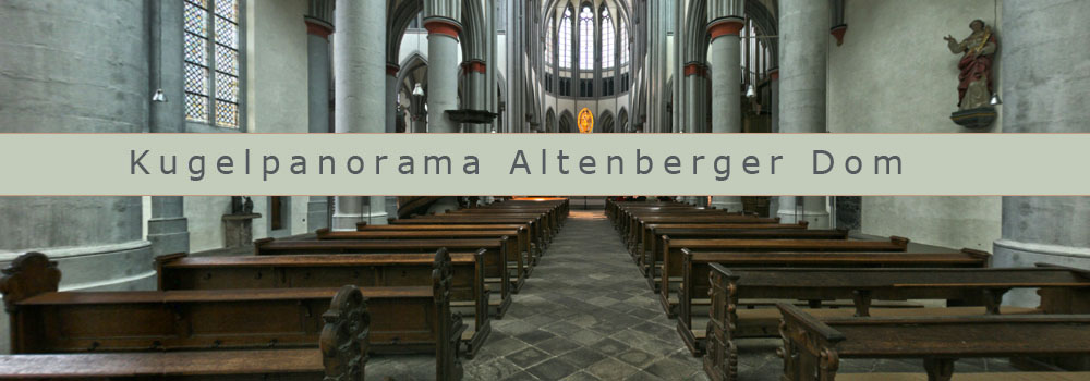 Panorama Altenberger Dom